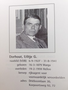 Foto Uiltje Dorhout VDB