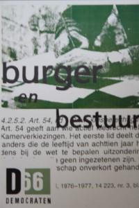 Burger & Bestuur