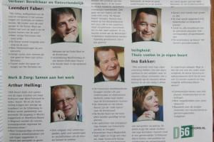 D66-kandidaten 2006