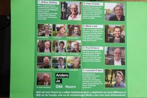 D66-kandidaten 2010