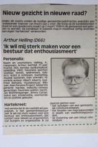 Kandidaat Helling 1994