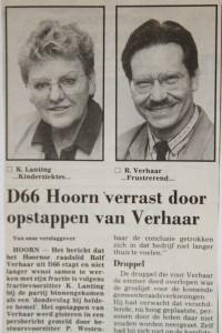 Verhaar Lanting 1993