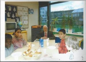 2010 voorleesontbijt jules verneschool