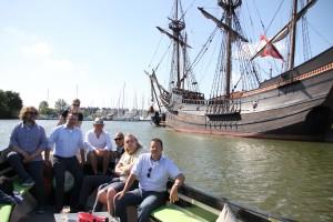 D66 groepsfoto